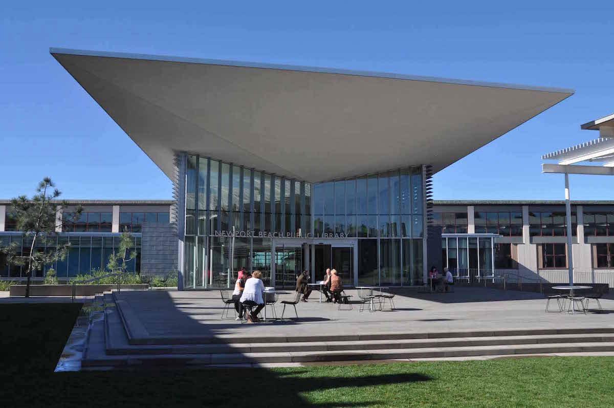 Newport Beach Public Library 041017