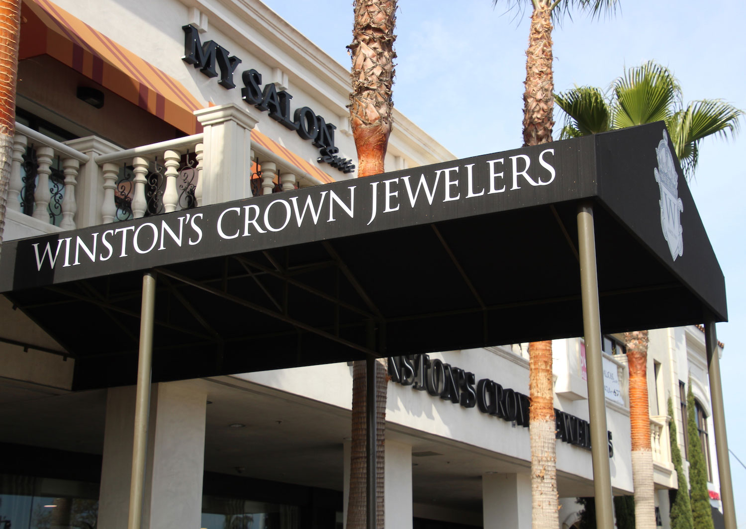 Winston Crown Jewelers