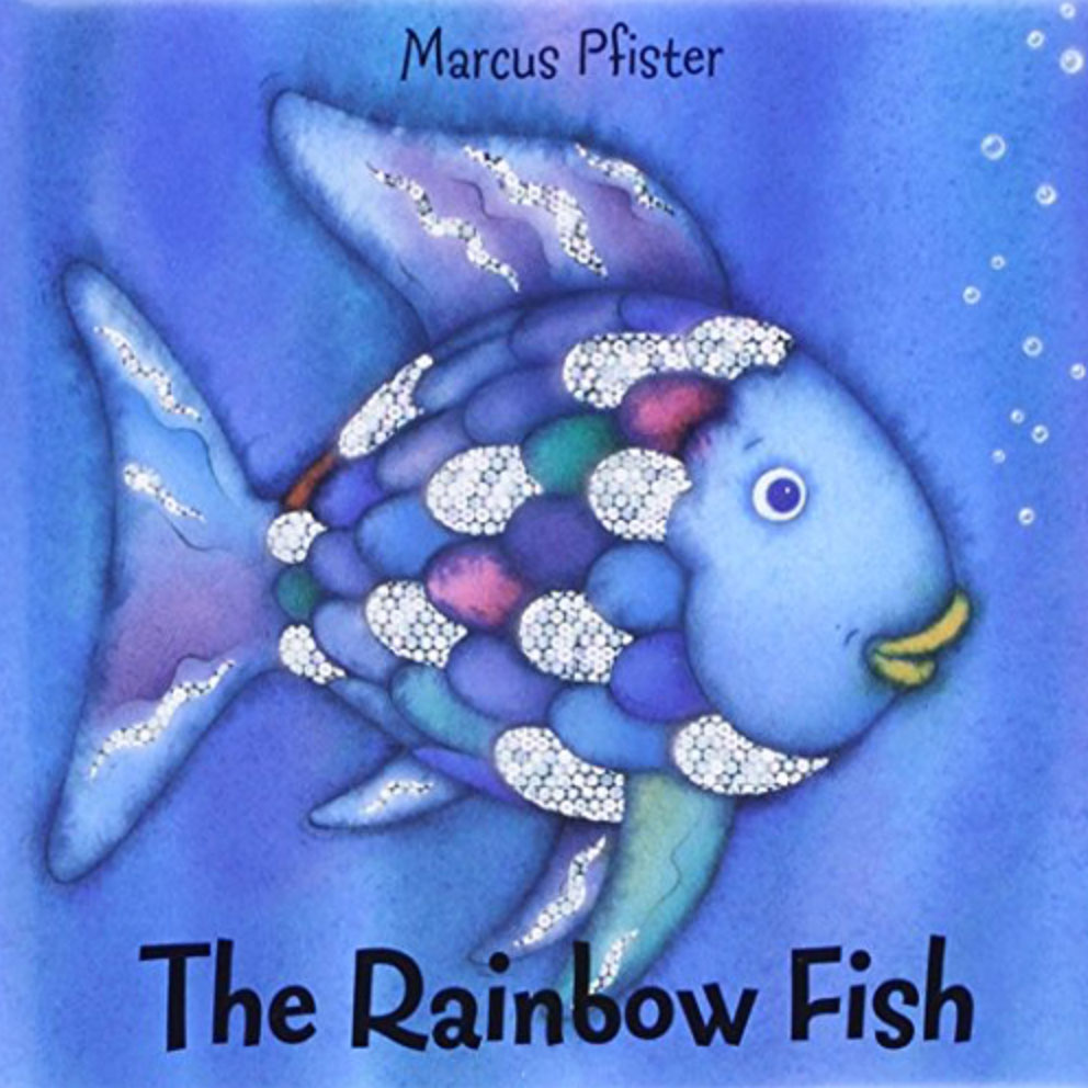 Rainbow Fish bookcover