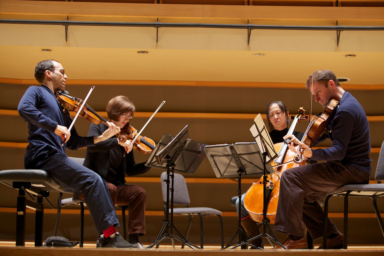 Segerstrom Center presents BrentanoLRG