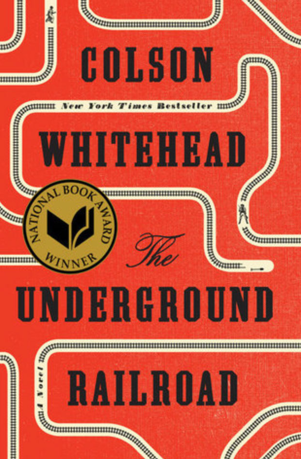 Underground Railroad bookcover