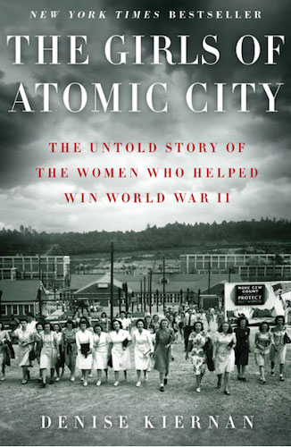 The Girls of Atomic City book cover