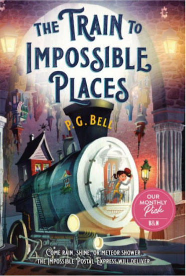 SNN Barnes & Noble The Train to Impossible Places