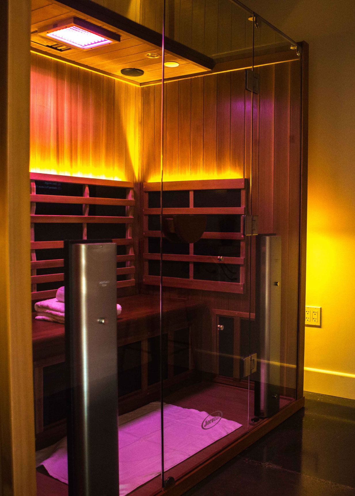 Perspire Sauna Studio Spa