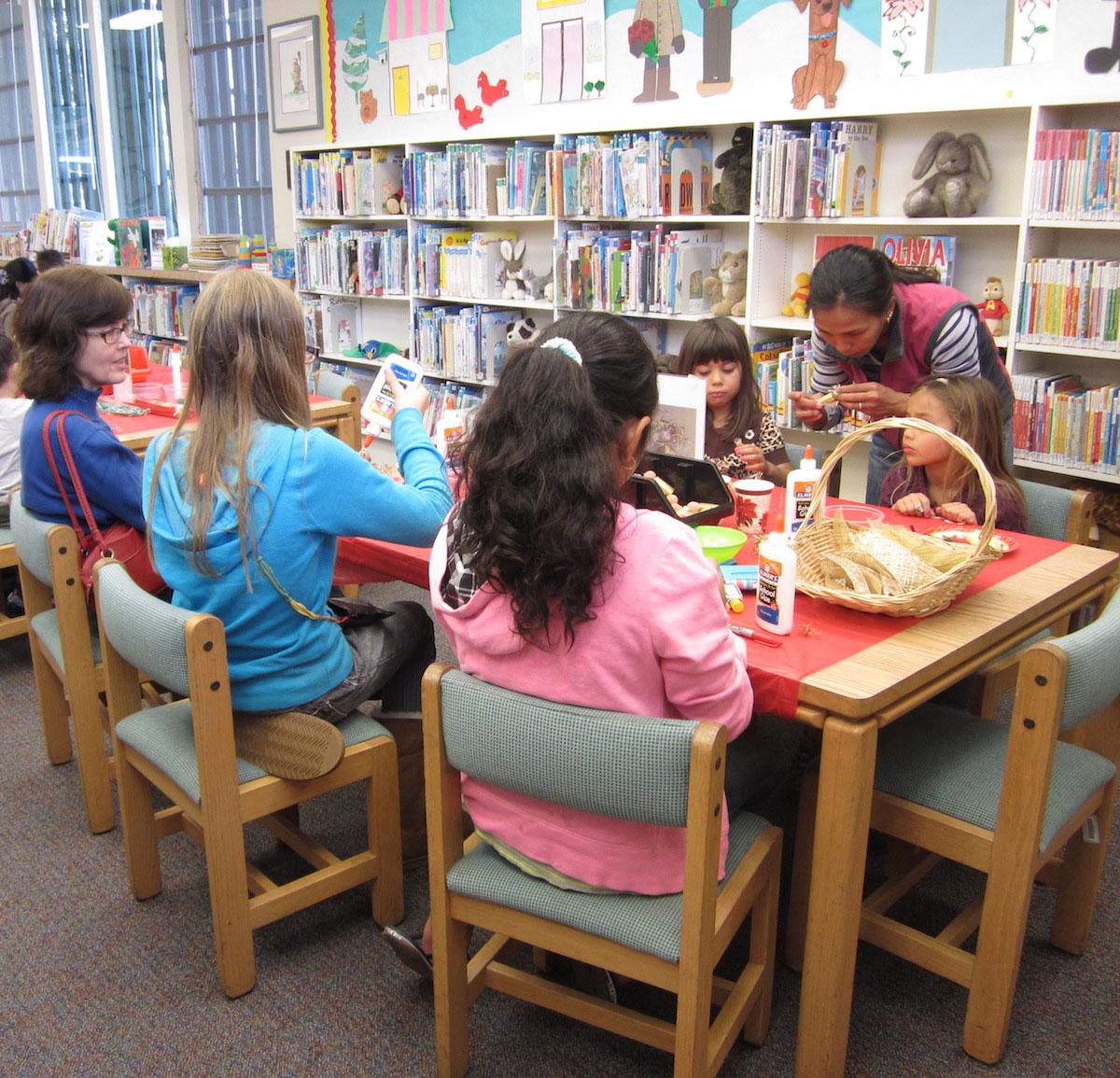 Newport Beach Public Library Hosts 121916