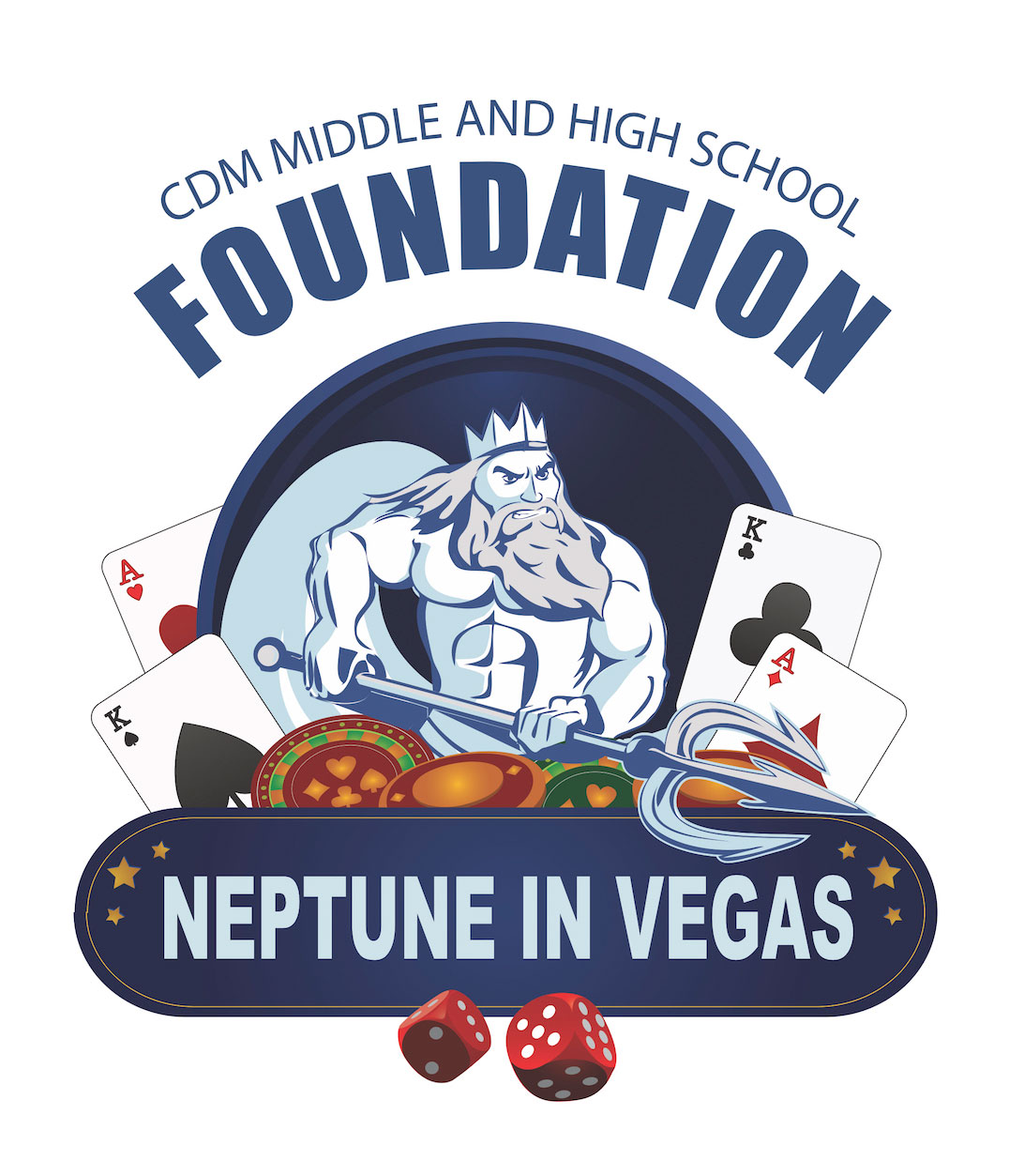Foundation hosts Neptune logo
