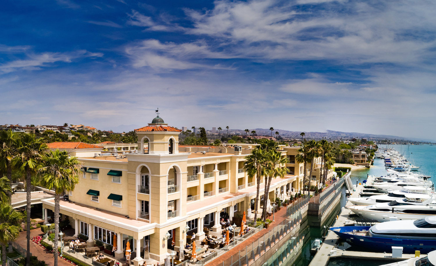Newport Beach Foundation Balboa Bay Resort