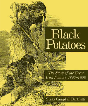 SNN Barnes & Noble Black Potatoes