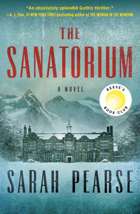 SNN Barnes & Noble The Sanatorium