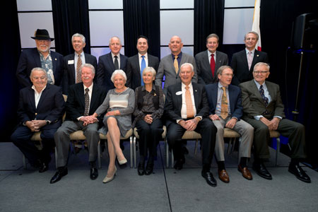 Former Newport Beach Mayors