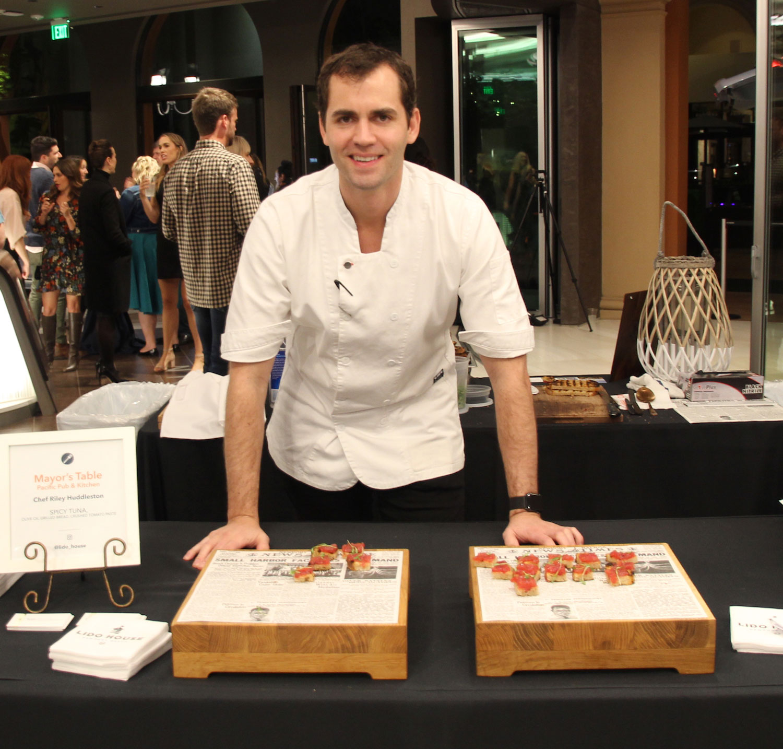 7ff557ac Newport Beach Restaurant Week Chef Riley