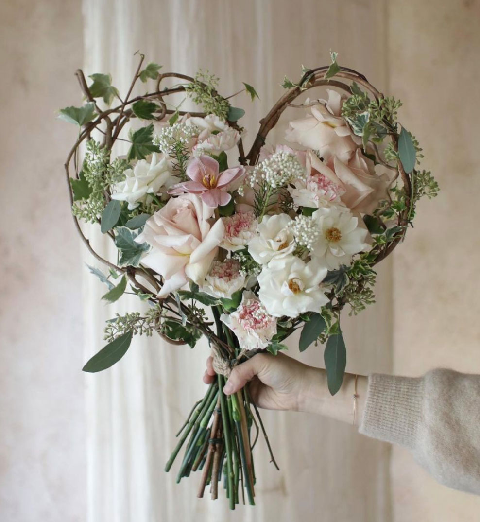 Home & Garden Sweetheart bouquet