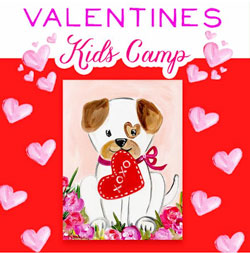 Valentines Kids Camp