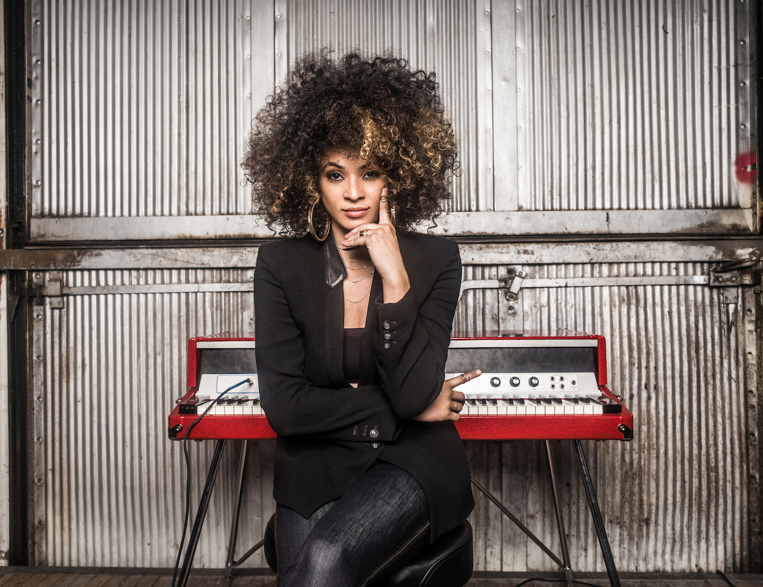 Kandace Springs to debut
