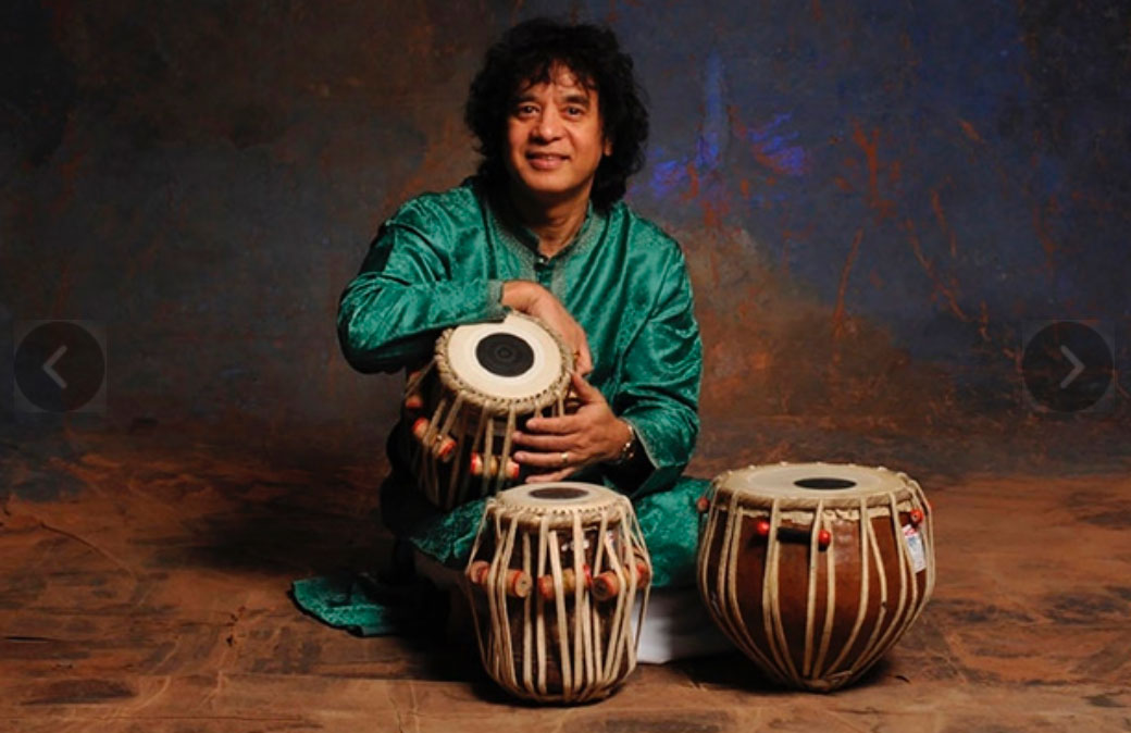 Zakir Hussain for Best Bets