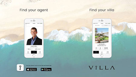 Villa Real Estate app