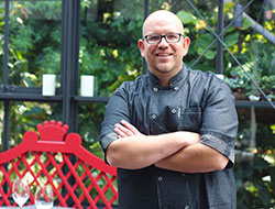 Executive Chef Anthony Endy