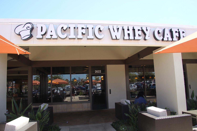 Pacific Whey Cafe Newport Beach