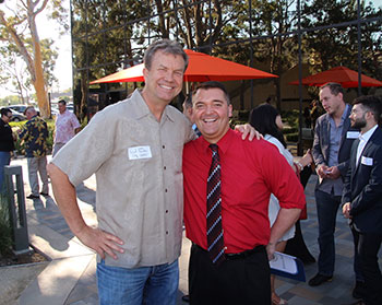 Scott Peotter and David Taylor