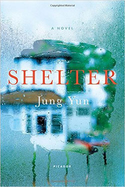 Shelter by Jung Yu bookcover