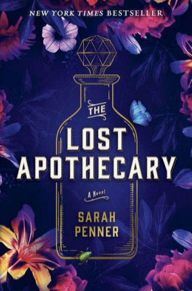 SNN Lido Village Books The Lost Apothecary