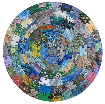 Richelle Gribble Circular Art