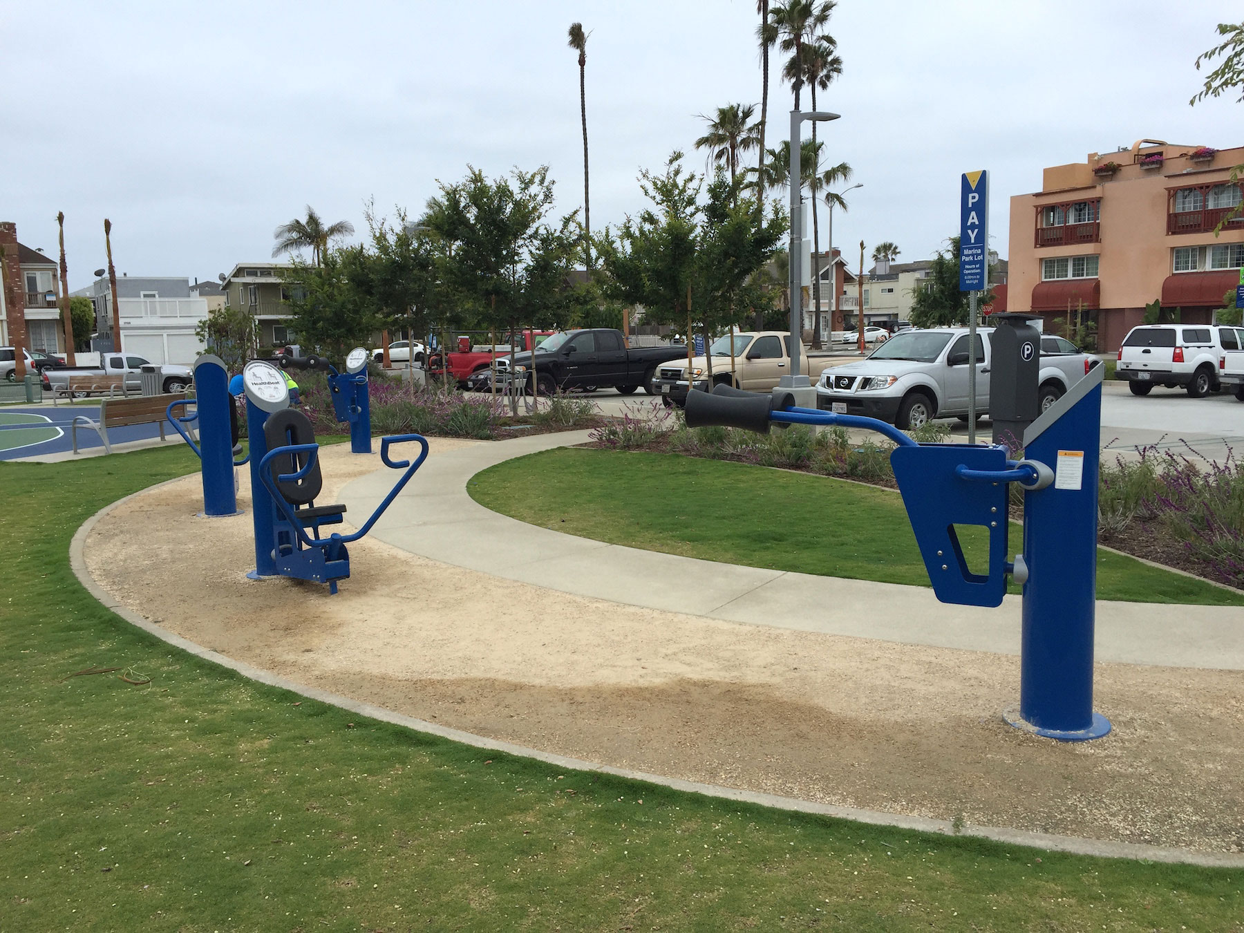 Could Newport Beach see Marina Park