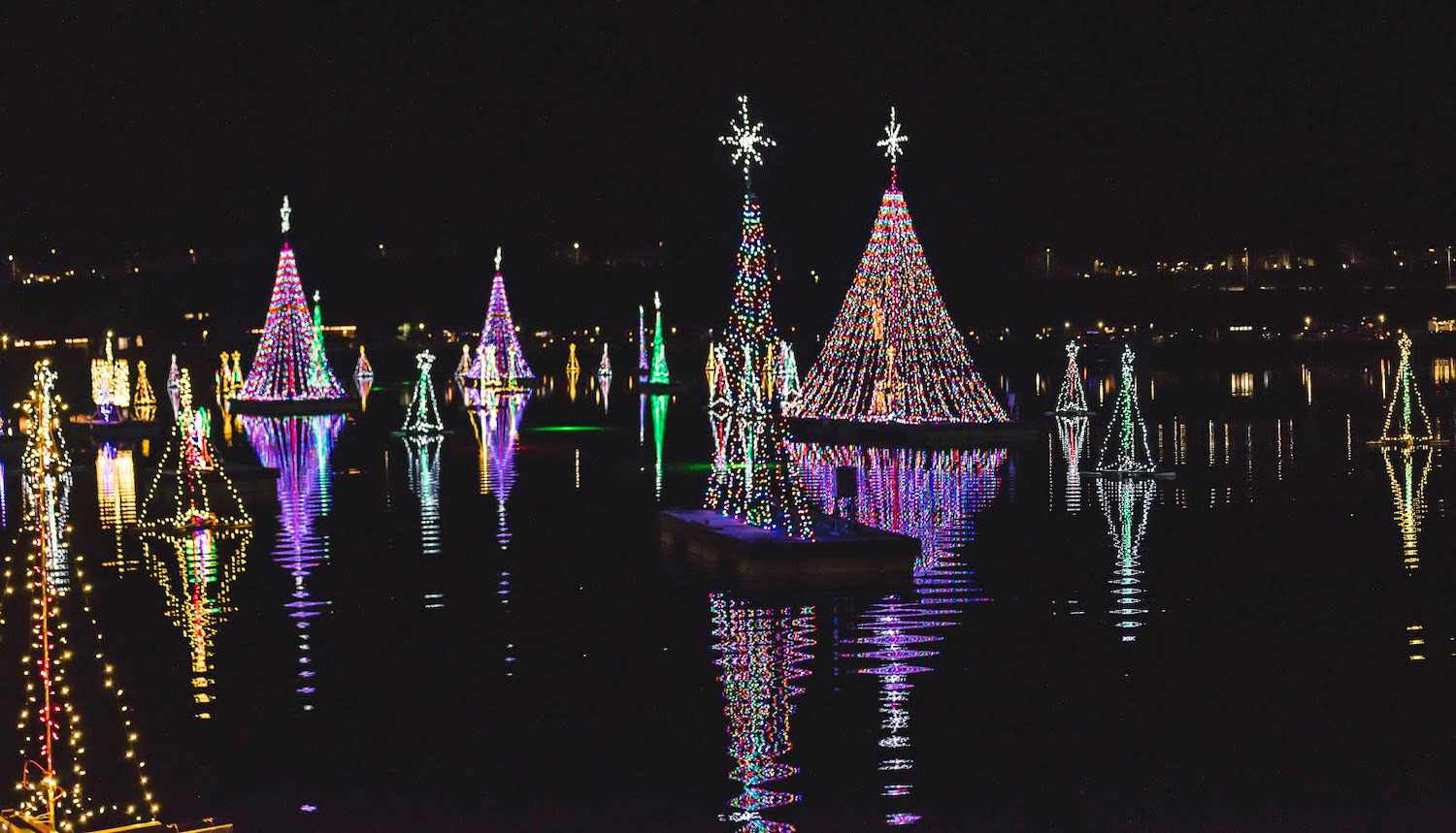 Celebrate Lighting of the Bay