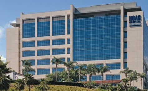 Hoag becomes first hosptial in OC