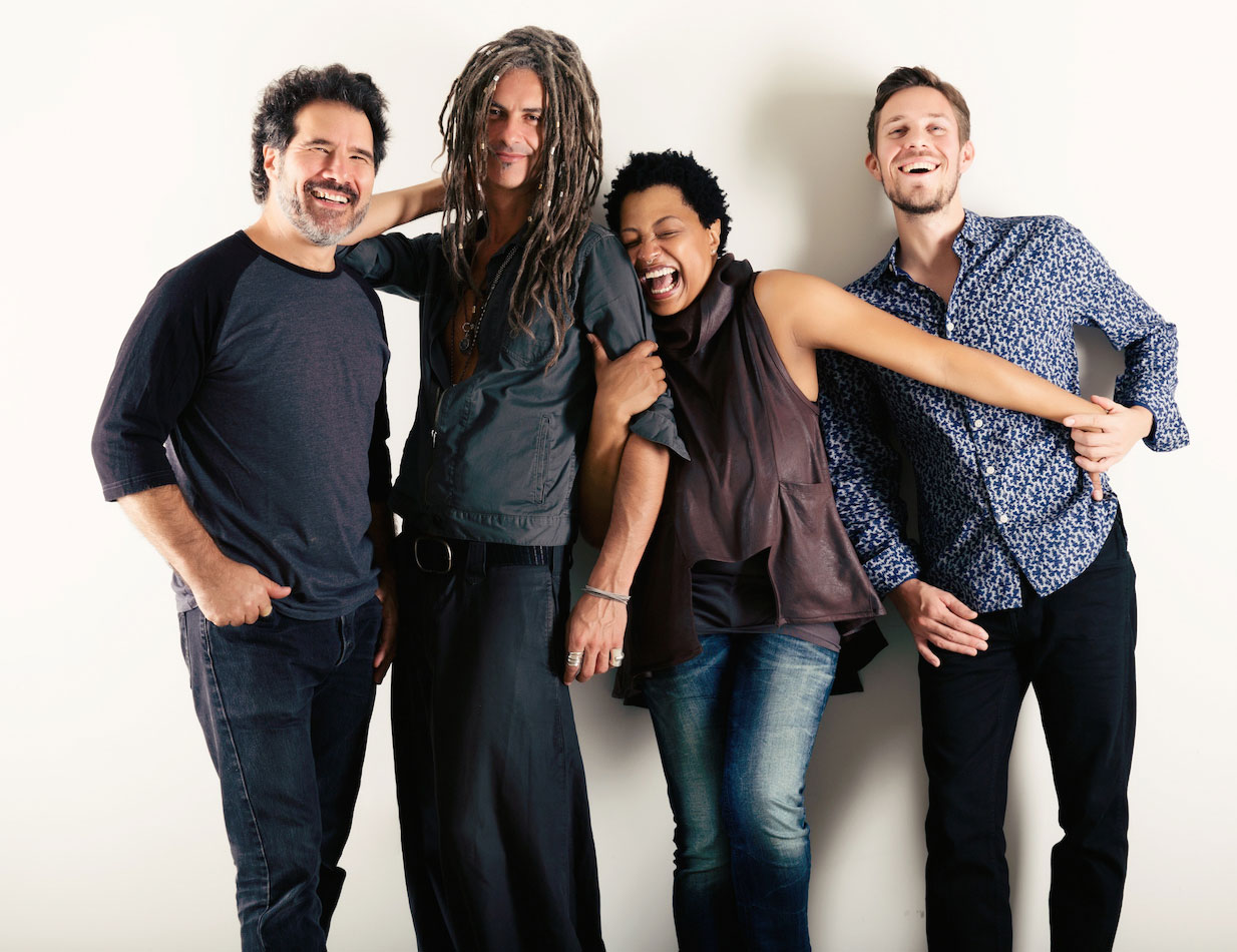 Lisa Fischer and SFJAZZ Collective group pic